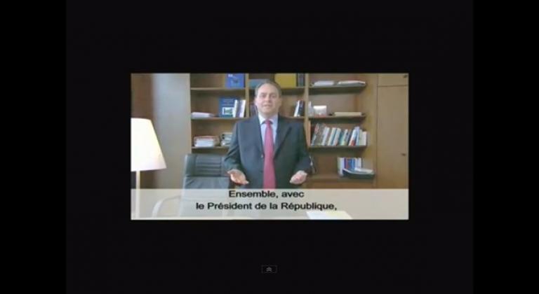 Parodie clip UMP régionales 2009