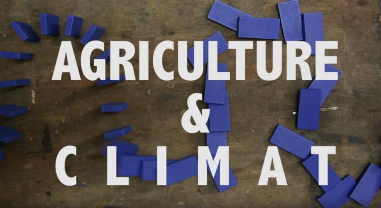 Expression directe: Agriculture et climat